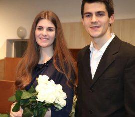 Стефан и Николь