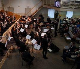 Оркестр из Украины